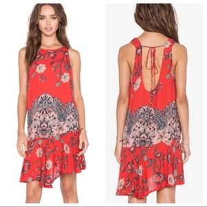 Free People Intimately Slip/Bohemian dress X-Small